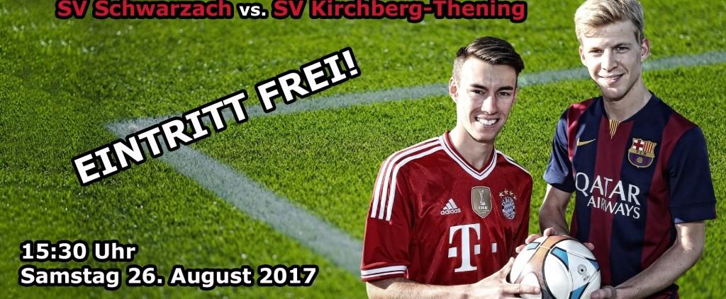 Fußballspiel Plakat_online